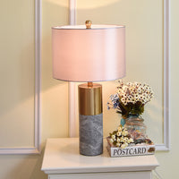 Concrete Table Lamp | Marble Table Lamp
