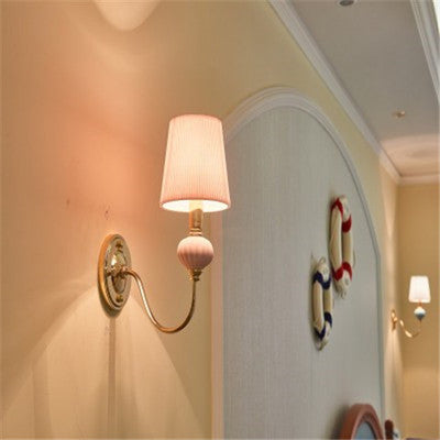 Wall Lamps Pink for Childrens room