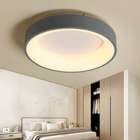 contemporary led ceiling flush mount light
