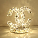 crystal table lamps for living room