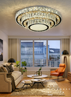 crystal ceiling light covers