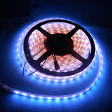 digital led strip power select jumpers