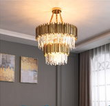 diy empire chandelier