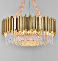 empire chandelier crystal