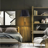 floor lamp bedroom