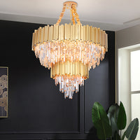 gallery empire crystal chandelier