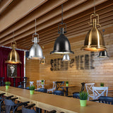 industrial style pendant lighting