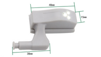 led hinge lights