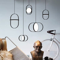led mini pendant light