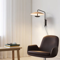 Ginger Modern LED Wall Lamp,Bedside Lamps On wall