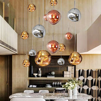 melt pendant light replica uk
