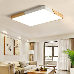 Modern LED Cubic Ceiling Light for Kitchen