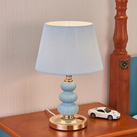 modern table lamp pink