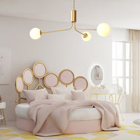 modern chandelier for bedroom