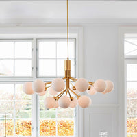 modern chandelier for foyer