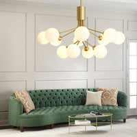 modern chandelier for living room