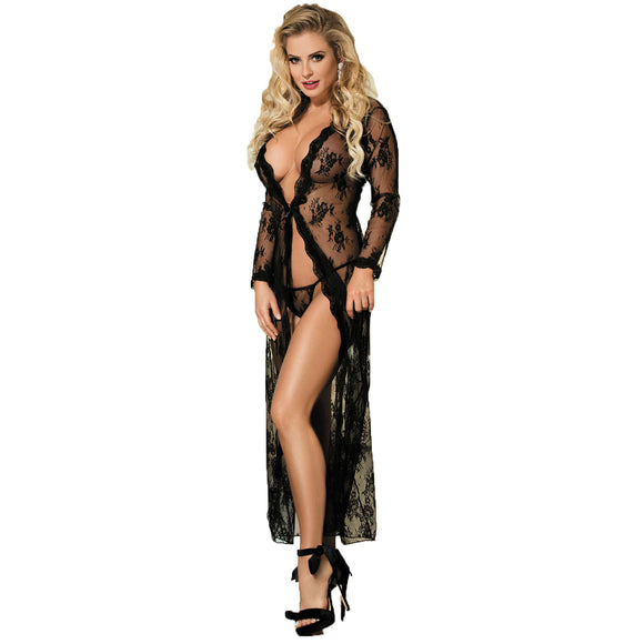 plus size long nightdress
