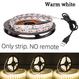 led strip lights warm white