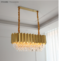 rectangular chandelier for dining room