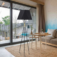 tripod floor lamps uk
