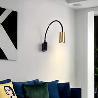 wall lamp plug in