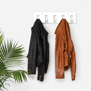 Gami Digit<br>Coat Hanger + Shelf