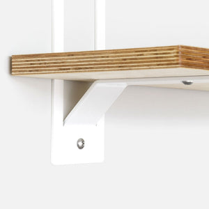 "Gami Paperclip | 24"" Shelf"