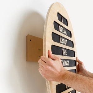 TXT Board <br> Slotted Round