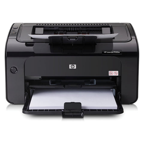 Printer HP LaserJet Pro P1102w - Cartouches Certifiées - Certified Cartridges