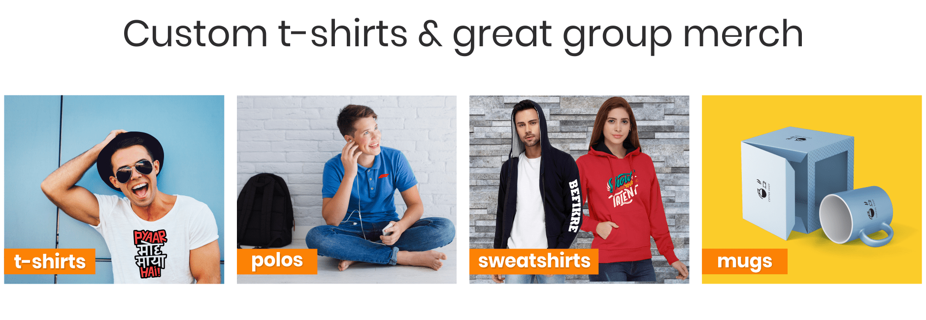 Group T-shirts