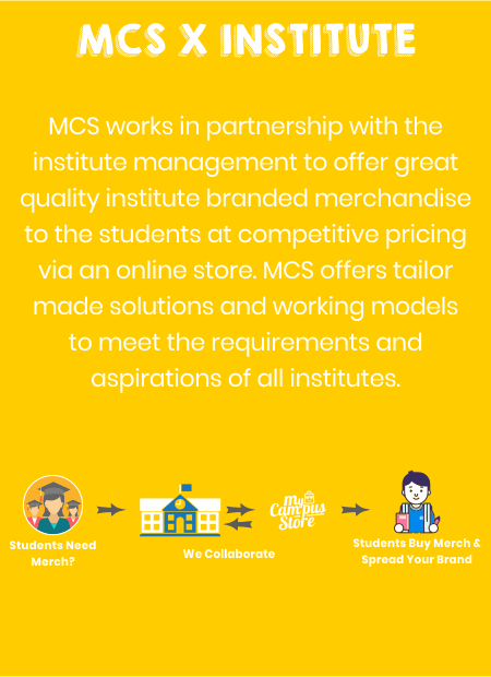 How to collaborate MCS with Institutes?