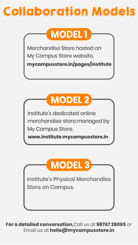 Collaboration models of MCS and Institue