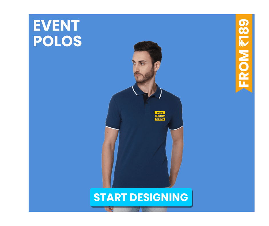 Event Polos customized