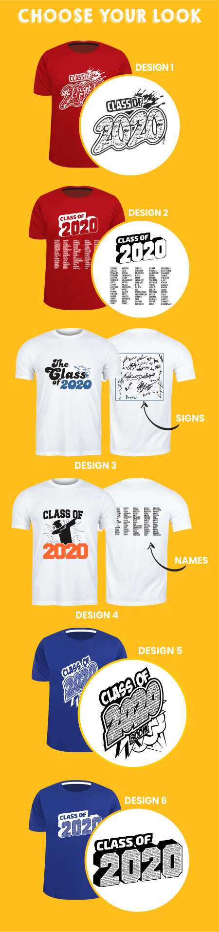Mycampusstore Last Day T-Shirts for School students and college students