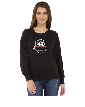 Thapar University Round Neck Sweatshirt