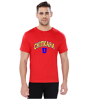 Chitkara University Round Neck T-Shirt for Men - Chitkara U Design