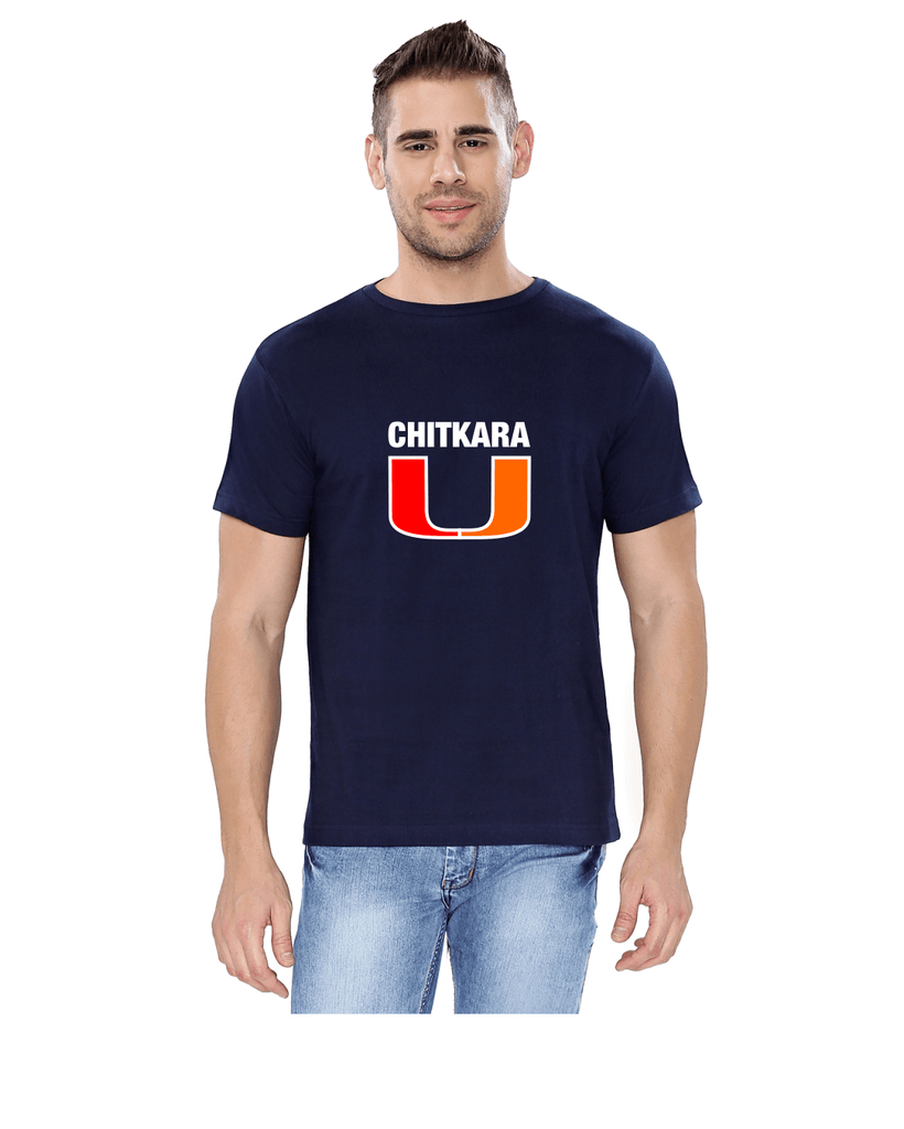 Chitkara University Premium Round Neck T-Shirt