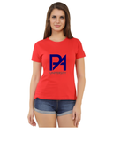 Punjab Agricultural University Round Neck T-Shirts for Women - PA University Design