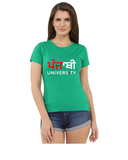 Punjabi University Round Neck T-Shirts