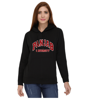Panjab University Sweatshirt with Hood