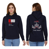 Banaras Hindu University Hoodies for Women