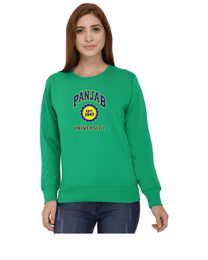Punjab University Sweatshirts Round Neck