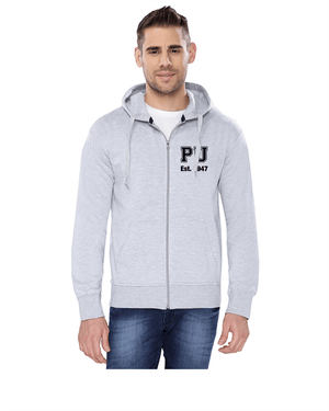 Panjab University Zipper Hoody