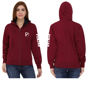 Punjab Agricultural University Zipper Hoody