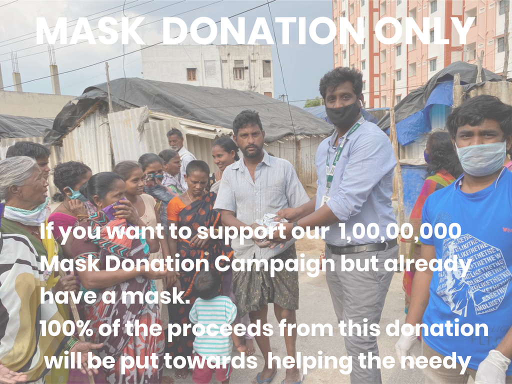 Donation for Masks