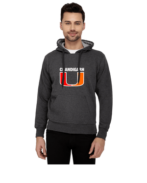 Chandigarh University Hooded Sweatshirt