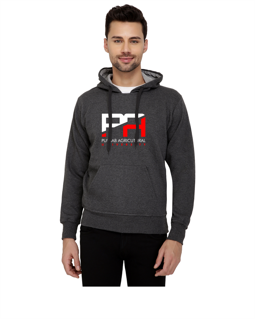 Punjab Agricultural University Hooded Sweatshirt