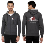 Thapar University Zipper Sweatshirt