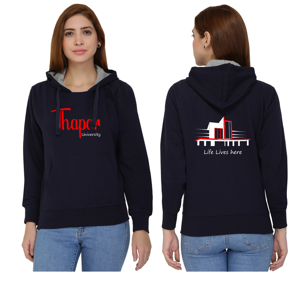 Thapar University Hoodies