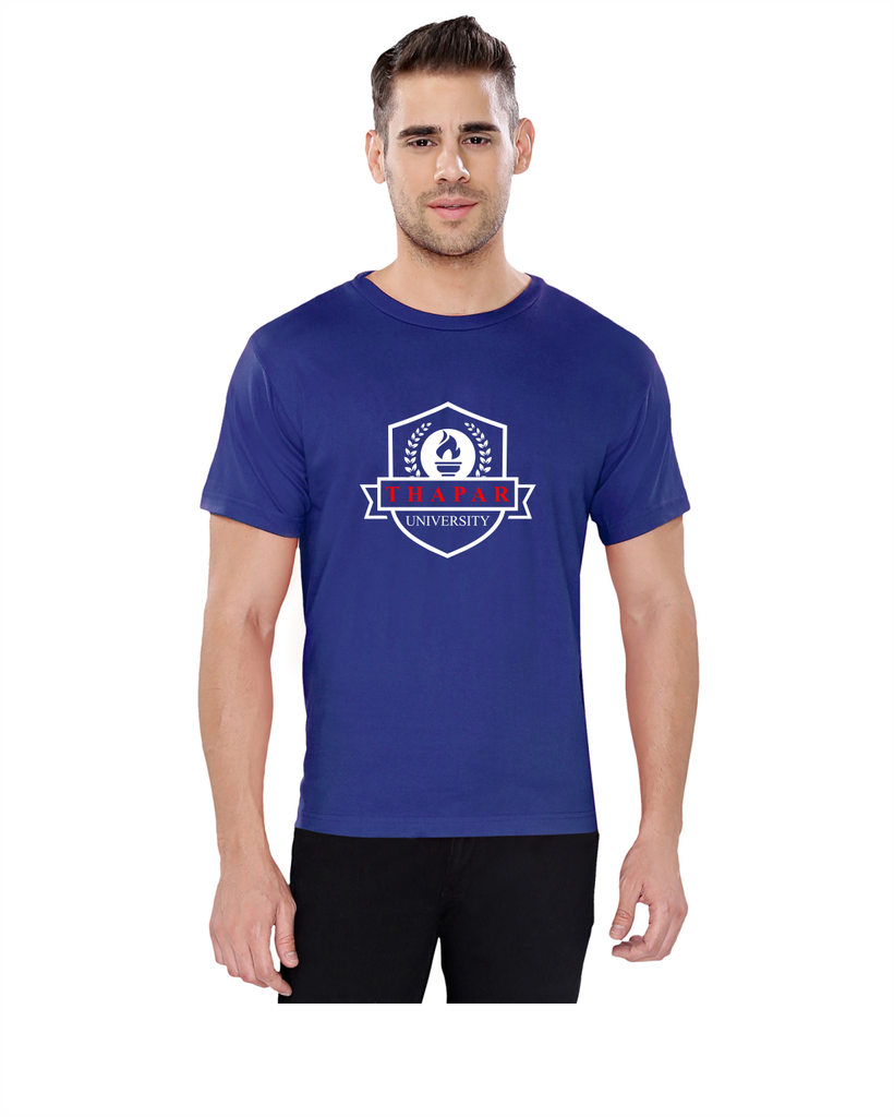 Thapar University Round Neck T-Shirt